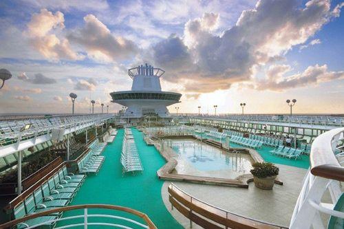 Party Cruises: 10 Weekend Getaways at Sea. Photo Courtesy of Royal Caribbean International