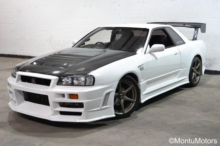 Officer Matt's Nissan Skyline GTR is for sale! #MontuMotors   http://montumotors.com/vehicles/158/1989-nissan-skyline-gtr