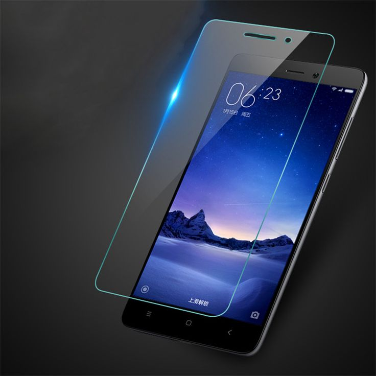 Explosion proof tempered glass For xiaomi redmi note2 3 pro 3S Mi3 Mi4 Mi4C Mi5 Anti-radiation Ultra-thin screen protector -- Click the VISIT button to find out more