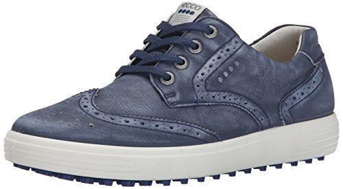Oferta: 89.7€. Comprar Ofertas de Ecco Casual Hybrid - Zapatos de golf para mujer, color azul, talla 36 barato. ¡Mira las ofertas!
