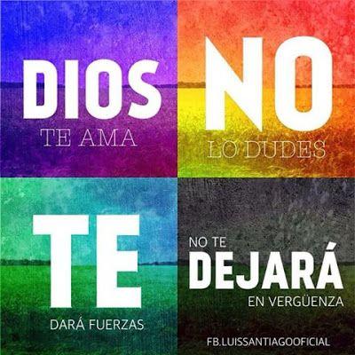 ¡DIOS no te dejará pues Él así lo ha prometido!