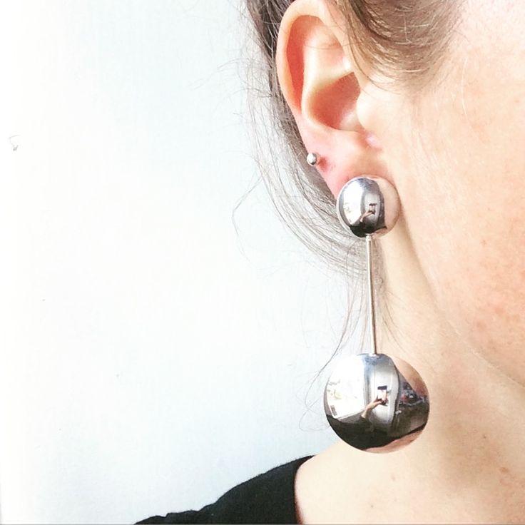 SONAR - Sterling silver // Katrine Nexø Jewellery