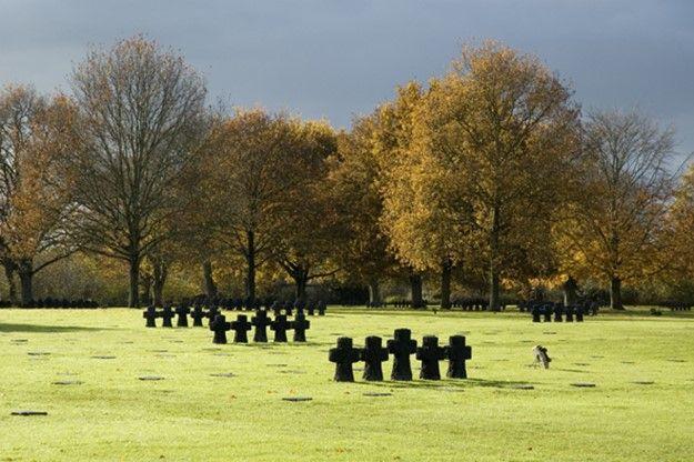Duitse militaire begraafplaats La Cambe