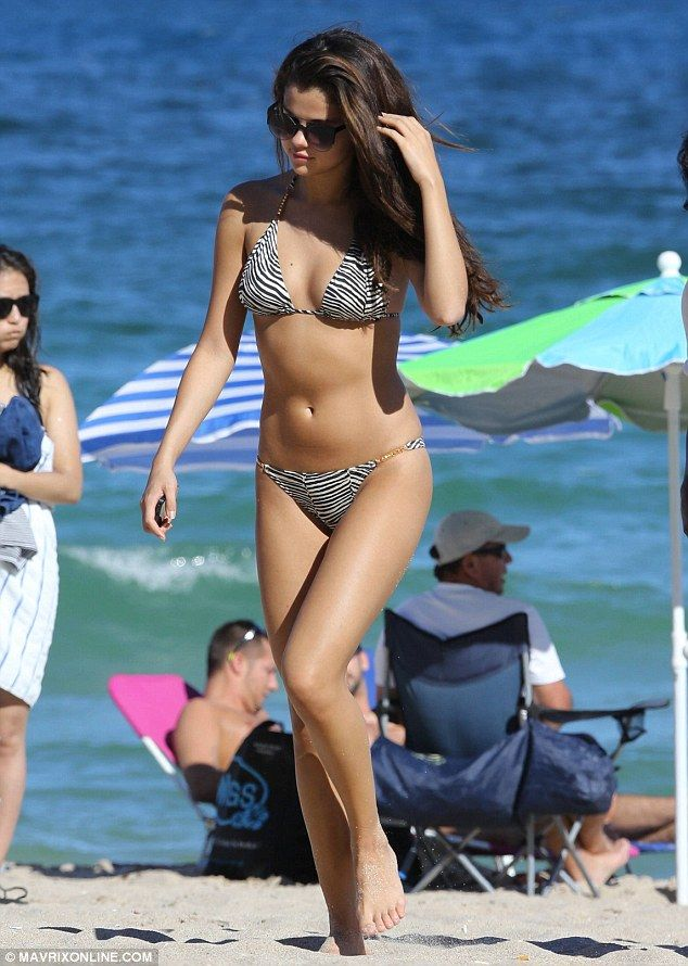 I need Selena Gomez's workout regimen!