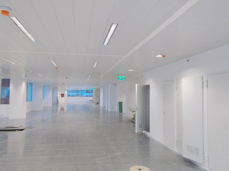 Hermes Business Campus- interior