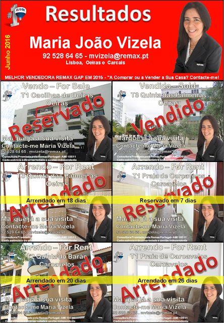 Maria Vizela: Consultora Imobiliária - a Comprar ou Vender a Sua...