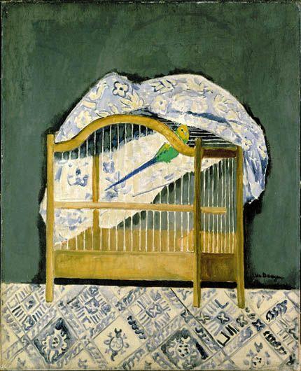 Kees van Dongen - Parakeet, 1910