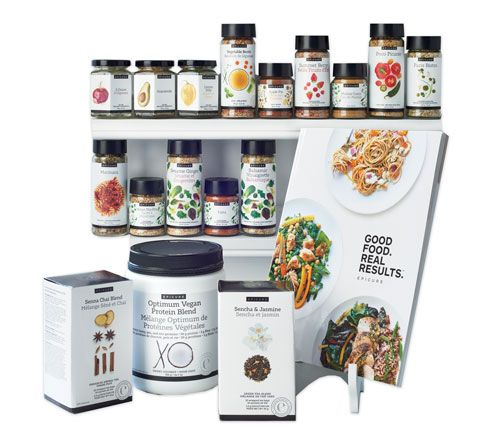 Bust that post-turkey bloat and get back on track with your health goals with Epicure's Good Food. Real Results.™ Collection! Message me for details!