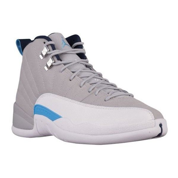 ... Mens Jordan Retro 12 Shoes | Champs Sports ($58) ❤ liked on Polyvore  featuring ...