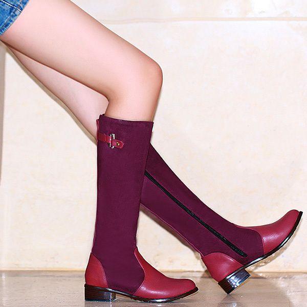 Бесплатная доставка высокое качество сапоги для женщин плоские ботинки зимние сапоги 4 цвета женская обувь женские сапоги размер 33-47