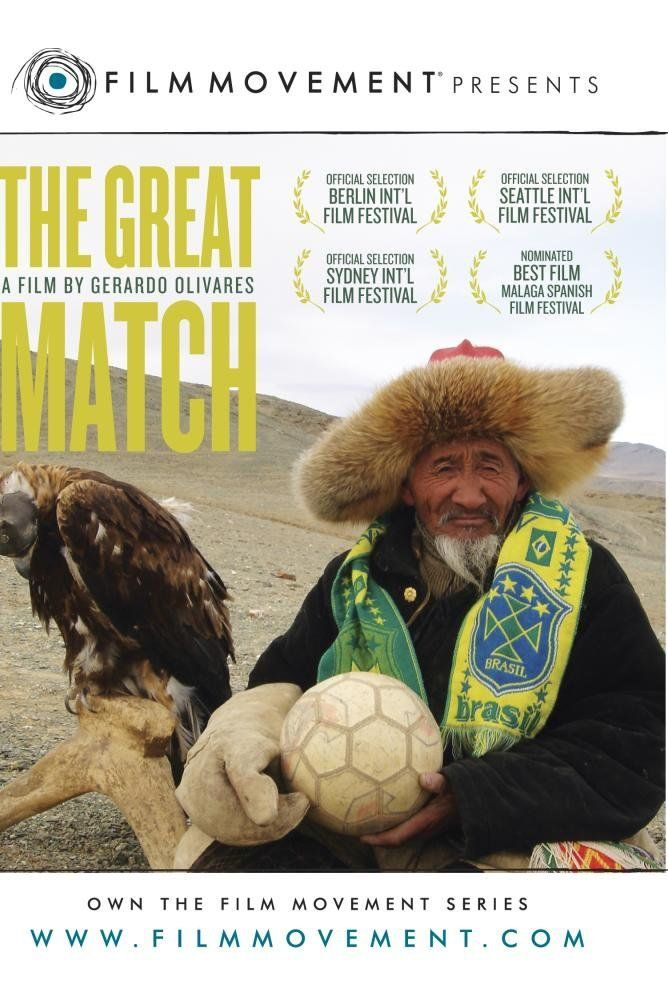 The Great Match directed by Gerardo Olivares; produced by Sophokles Tasioulis, Andre Sikojev and Jose Maria Morales (New York, NY: Film Movement, 2006), 1:27:52 mins