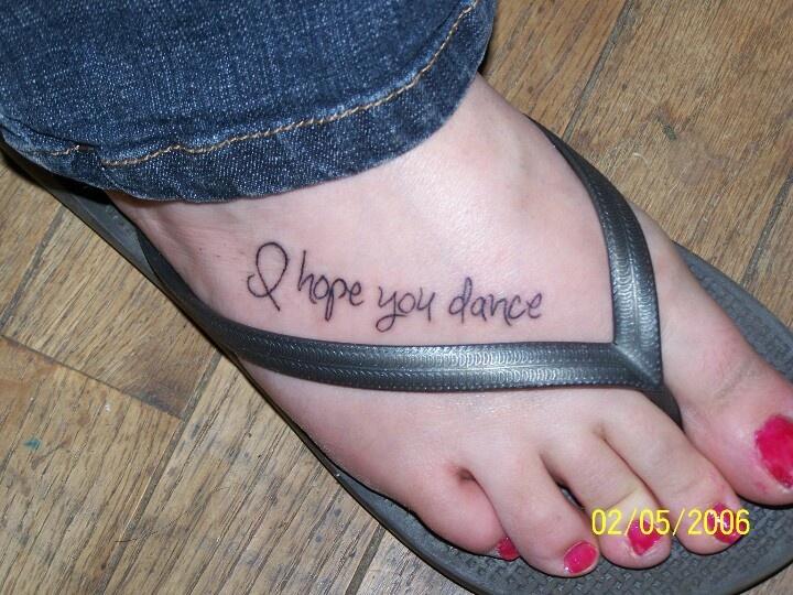 5 year anniversary tattoos