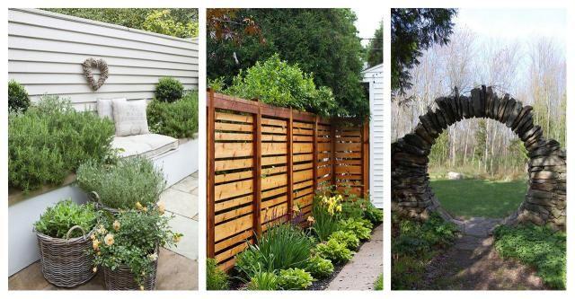 Jakie ogrodzenie do ogrodu? Podpowiadamy! #OGRODZENIE W OGRODZIE #OGRODZENIE #OGRÓD #INSPIRACJE