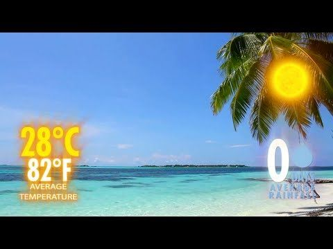 Maldives Weather - When is the best time to travel to the Maldives? - YouTube