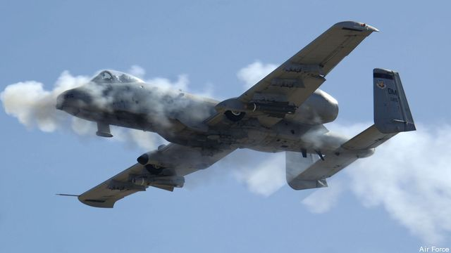 A-10: Close Air Support Wonder Weapon Or Boneyard Bound ...