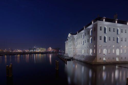 Dok architecten, Ney & Partners, Rappange & Partners, Arjen Schmitz · The Maritime Museum in Amsterdam