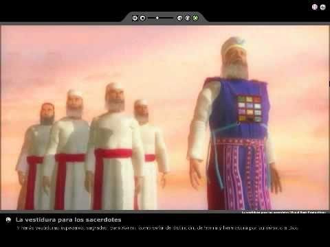 vestiduras sacerdotales de aaron - Buscar con Google