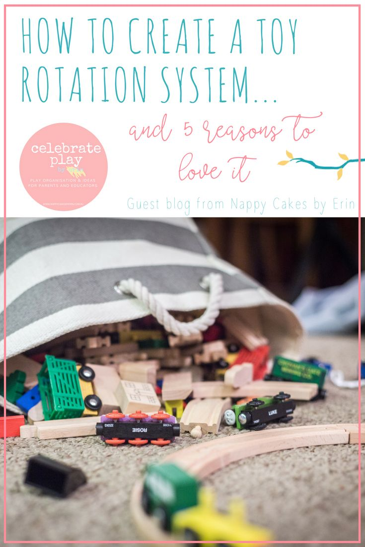 Today I am going to share 7 easy steps to get you started on CREATING A TOY ROTATION in your home and five reasons why you will love it.