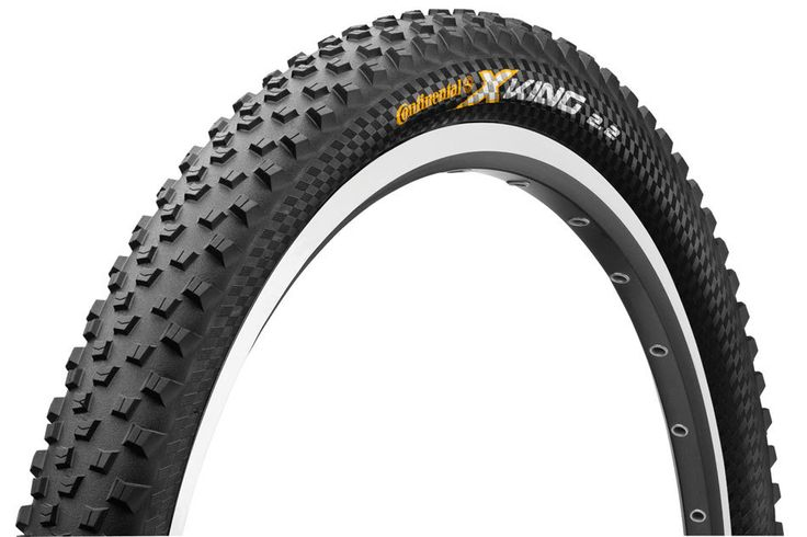 Continental X-King MTB Tyre - 26 inch