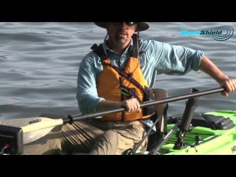 Basic paddling tips for kayak anglers youtube kayak for Youtube kayak fishing