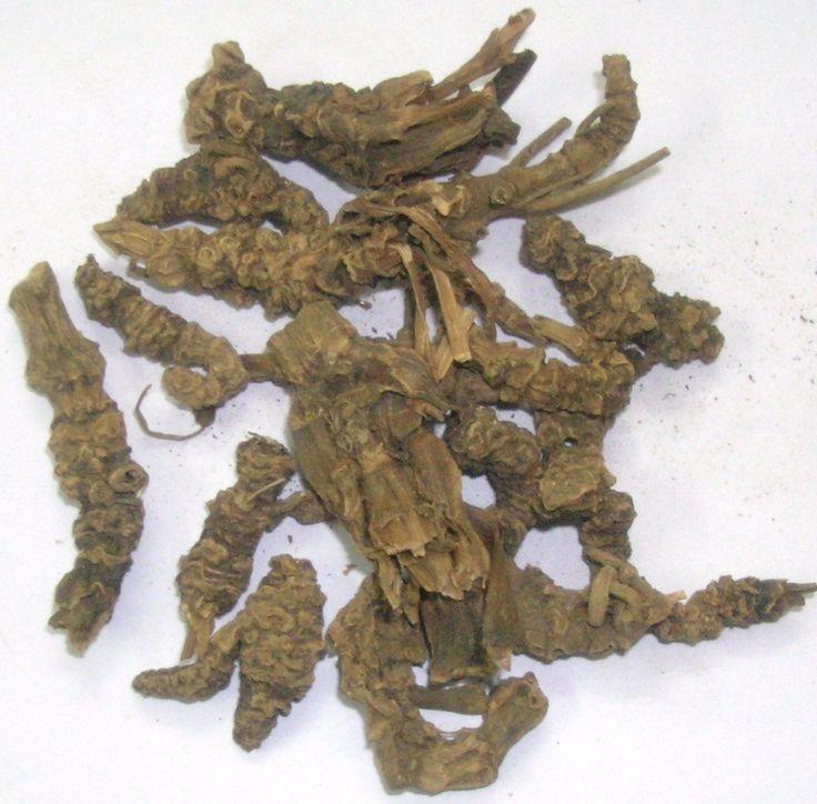 100% Natural Indian Valerian, Valerian, Valerian Jatamansi, Taggar - 100G