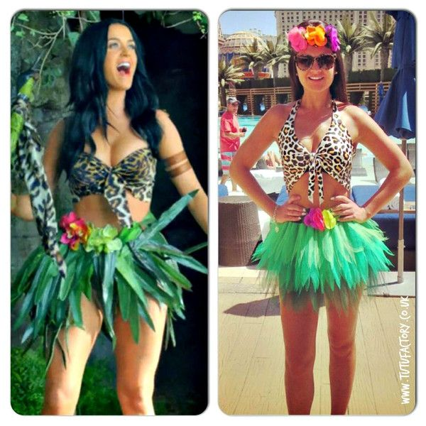 Jungle Queen Katy Perry Roar Tutu  www.tutufactory.co.uk