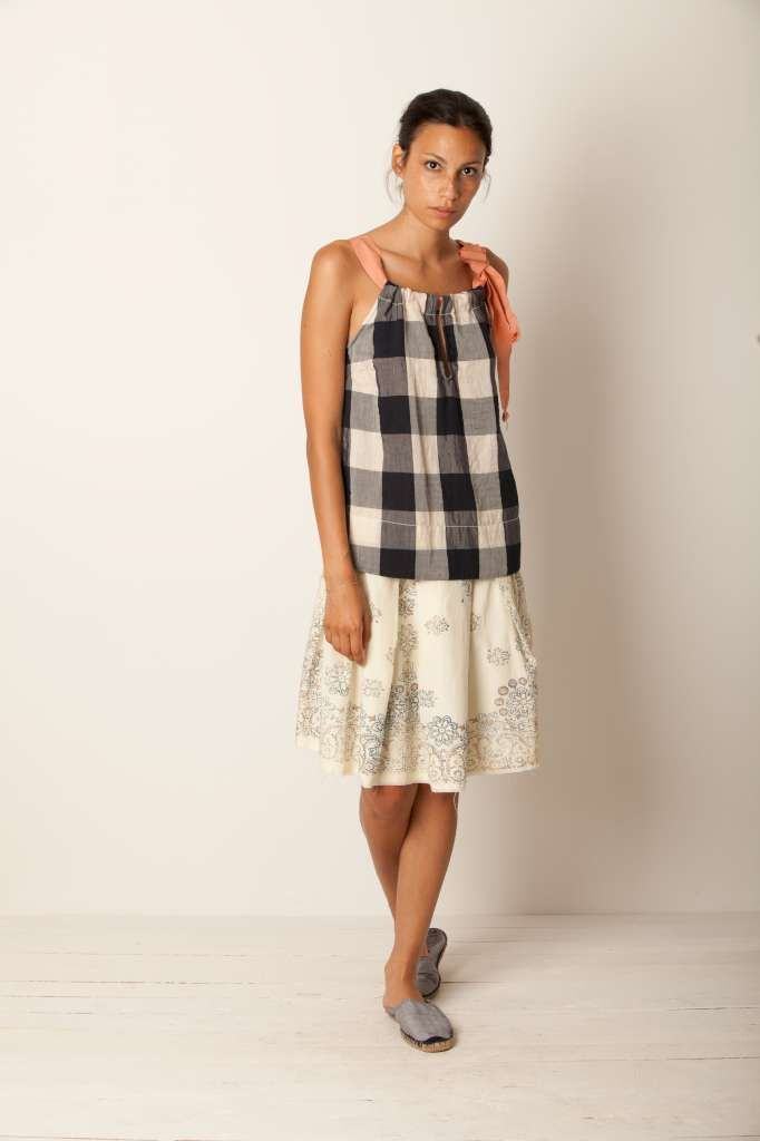 Momoé s-s 2013 Vichy Shirt easy summer style #momoé #madeinItaly