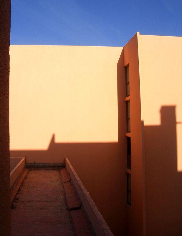 Shapes and shadows. Marrakech, Morroco