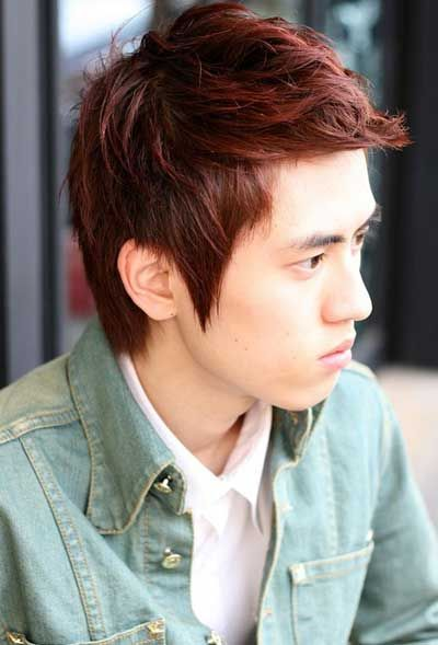 Strange 1000 Images About Cool Styles On Pinterest Asian Haircut Men39S Short Hairstyles Gunalazisus