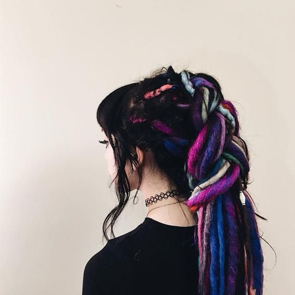 I love Rena's hair when it is up like this! It looks so beautiful!