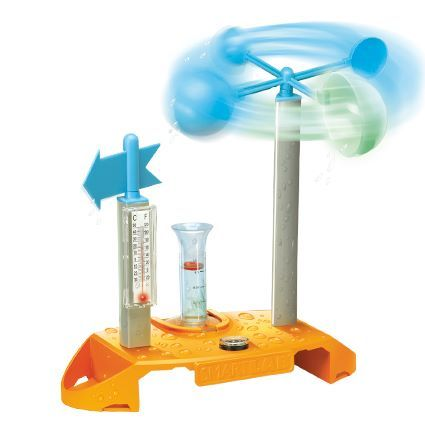 Smartlab Toys Weather Lab Toy Trivia Wednesday