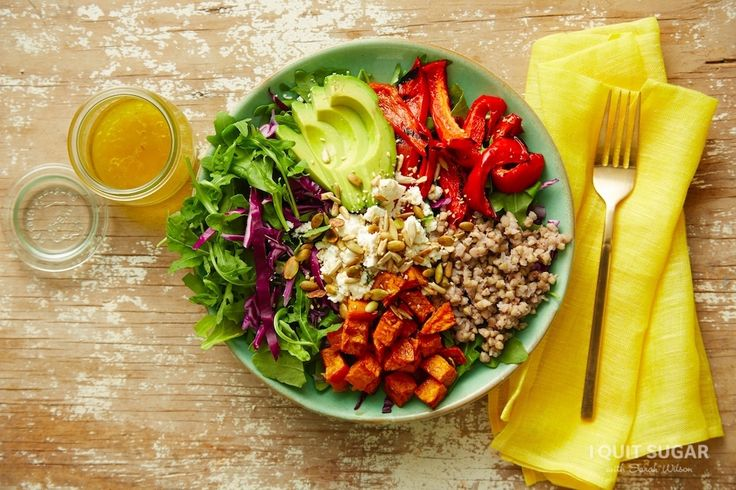 YUMO! The Ultimate Salad on the 8-Week Program – I Quit Sugar