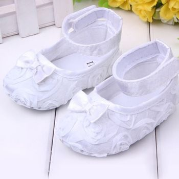 Baby Rose Flower Shoes //Price: $10.49 & FREE Shipping // #kid #kids #baby #babies #fun #cutebaby #babycare #momideas #babyrecipes  #toddler #kidscare #childcarelife #happychild #happybaby