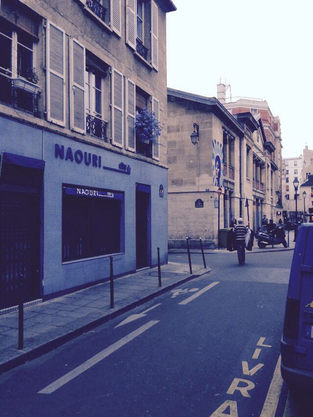 Le Marais - Paris 2014