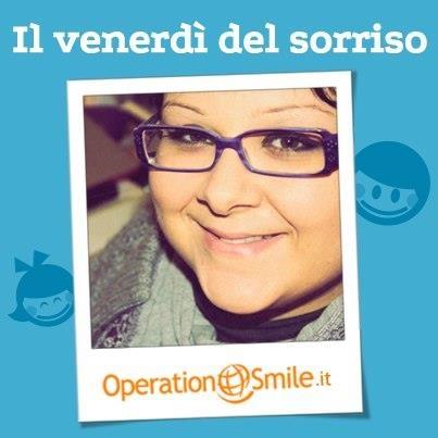 Grazie a Francesca per averci regalato il suo bellissimo sorriso!  E voi? Cosa aspettate? Sfoderate il vostro #sorriso più bello e inviate la foto a giornatasorriso@operationsmile.it Venerdì prossimo potrebbe toccare a voi!