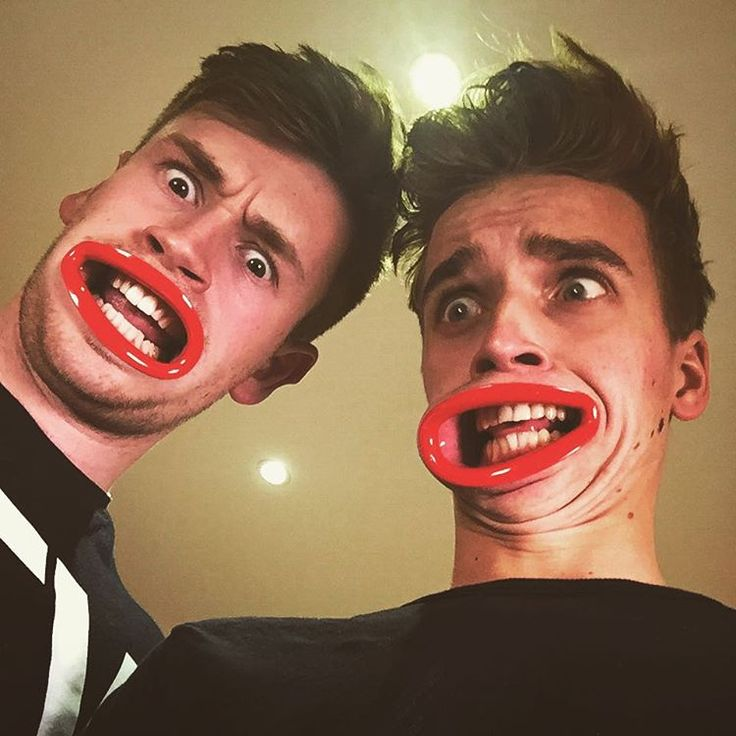 """""""Have the most hilarious video for you this Sunday ft. @oliwhitetv make sure you're subscribed and ready for it on my channel ThatcherJoe"""""""