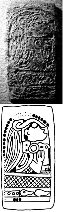 Fig. 5:2. Sättuna in Kaga: die or themaking o gold oil gures. Vendel Period,c. 7th century   ad  . Length 29 mm. Photo& drawing    mr    Mead-halls of the Eastern Geats. Elite Settlements and Political Geography AD 375-1000 in Östergötland, Sweden. | Martin Rundkvist - Academia.edu