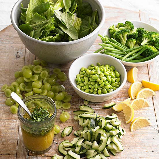 Make Ahead Salads
