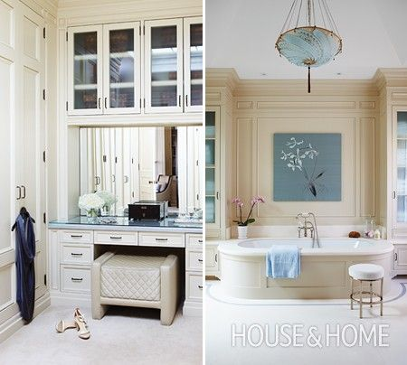 17 best images about brian gluckstein on pinterest for Bathroom and dressing room design