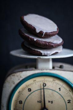 Schokoladen Amerikaner mit Zimtguss die nach Brownie schmecken – der…
