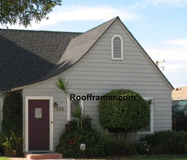 24 Best Images About Gable Roof On Pinterest