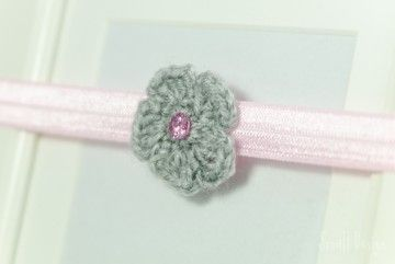 A flower band