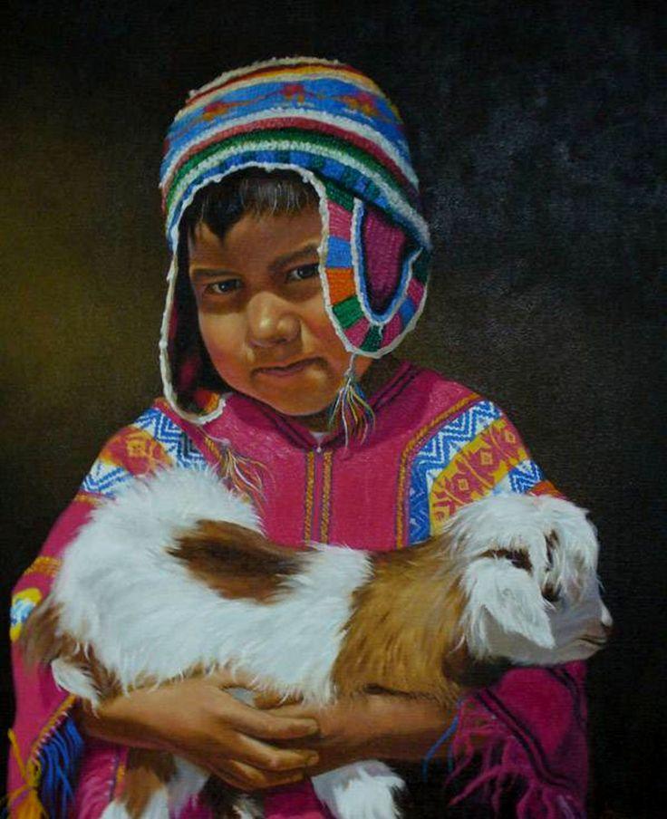 Peruvian Art.