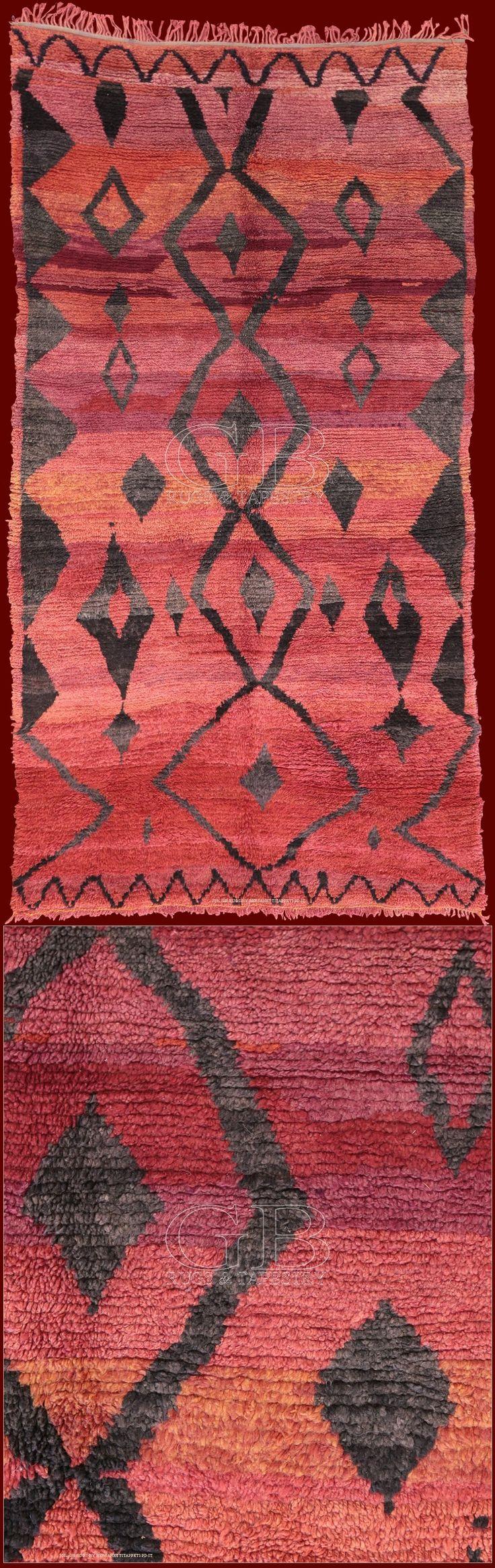 Tappeto Berbero Talsentcm 356 x 195ft 11'7 x 6'4