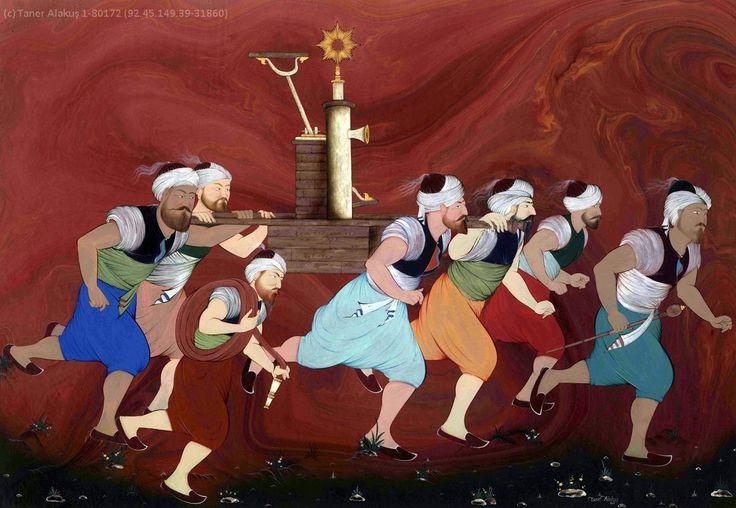Tulumbacılar-Taner Alakuş