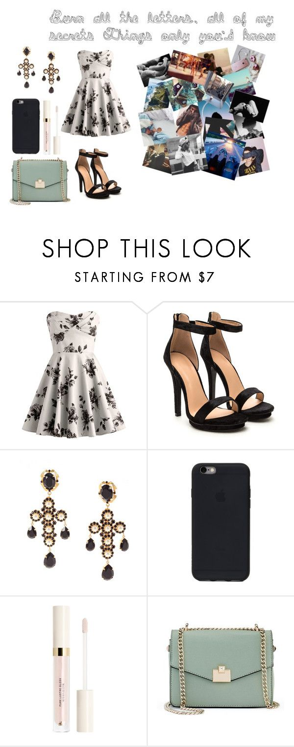 """""""Take it All"""" by mgmurray03 ❤ liked on Polyvore featuring Katie, National Geographic Home, Dolce&Gabbana, Jennifer Lopez, dress, pictures, Breakup and 2017"""