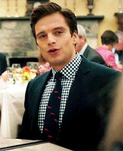 Sebastian Stan as Josh; Ricki and the Flash (2015)