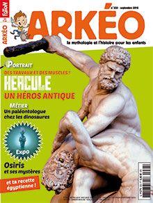 Arkéo Junior n° 232 - septembre 2015