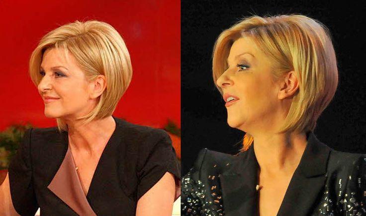 Carmen Nebel. Fabulous hair, always.
