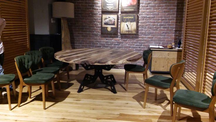 yemek masası , masa, metal masa